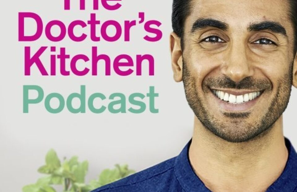 ViewPomegranate seeds on The Doctor's Kitchen Podcast